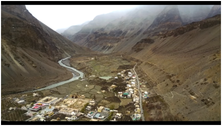 Backpack to Spiti