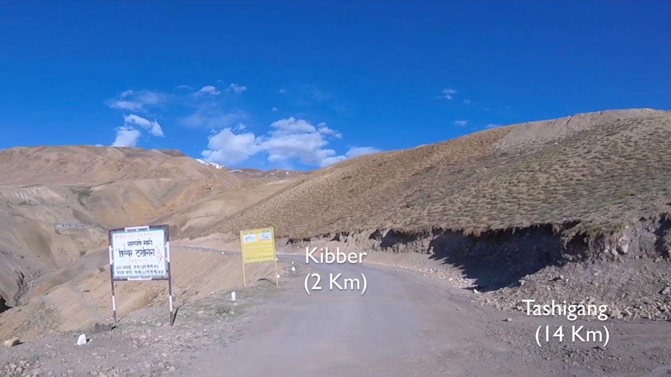 kibber -tashigang