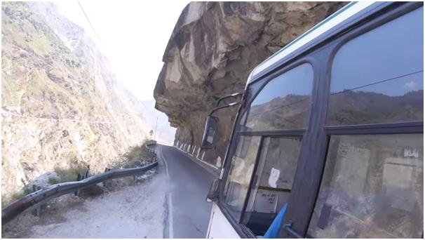 spiti valley bus from delhi