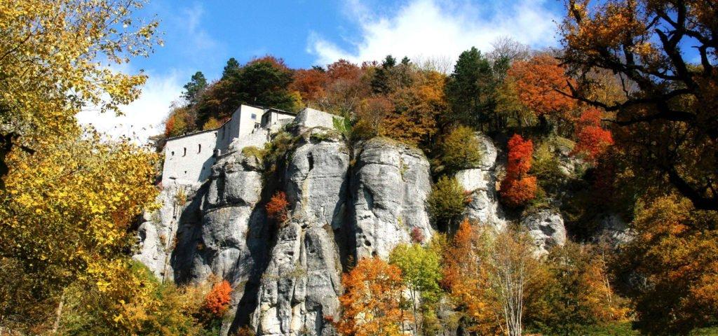La Verna Monastery – Casentinesi Forest National Park