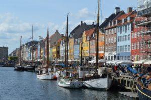 cheapest flights to Copenhagen
