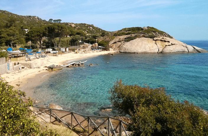 Spiaggia Dell' Arenella Beach Palermo