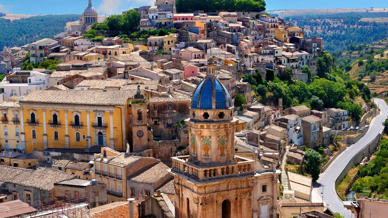best cities in Sicily | Ragusa