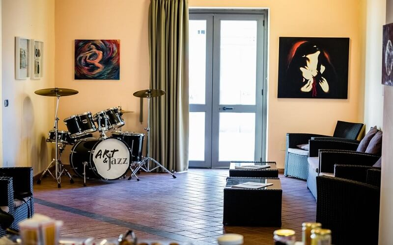 Art & Jazz Hotel in Catania