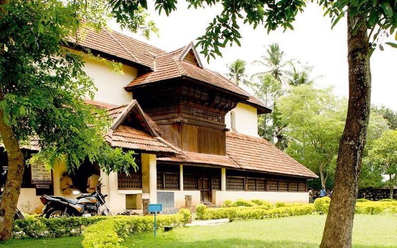 trading history of Kerala