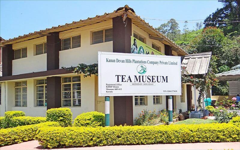 Tea Museum In Kerala